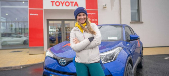 Lost Girls Guide discovers the NorthEast in Toyota CHR Hybrid