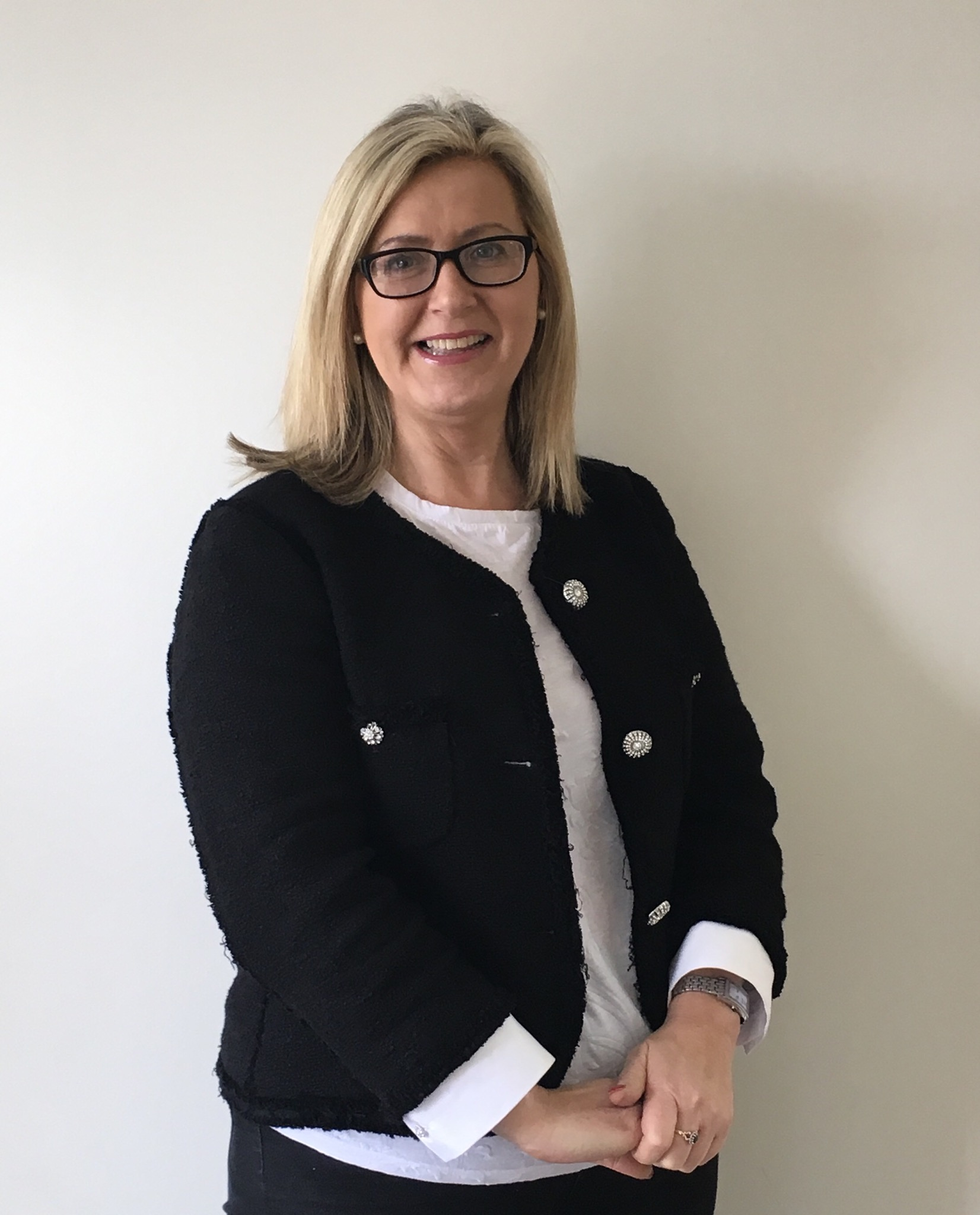 <p>Louise McLoughlin Business Manager</p>